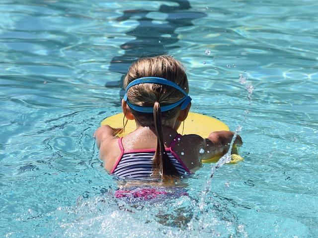 curso natacion