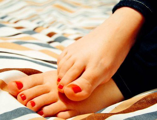 ¿Por qué crecen los pies durante el embarazo?