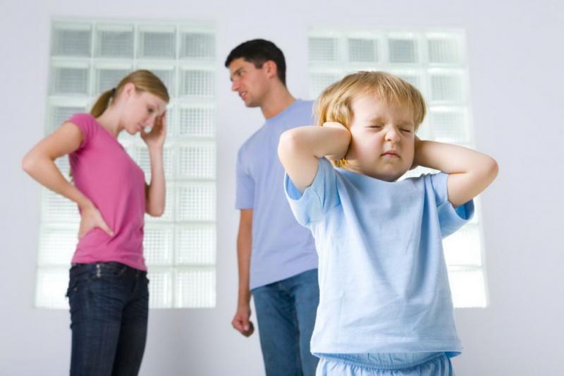 ¿El bebé sufre cuando peleamos los padres?