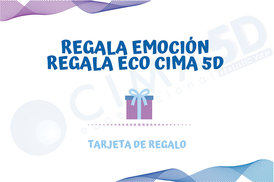 TARJETA DE REGALO ECOGRAFÍAS CIMA 5D