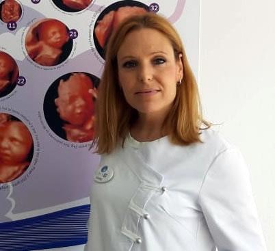Vicky Marín. Operario de Ecógrafo en Cima 5D